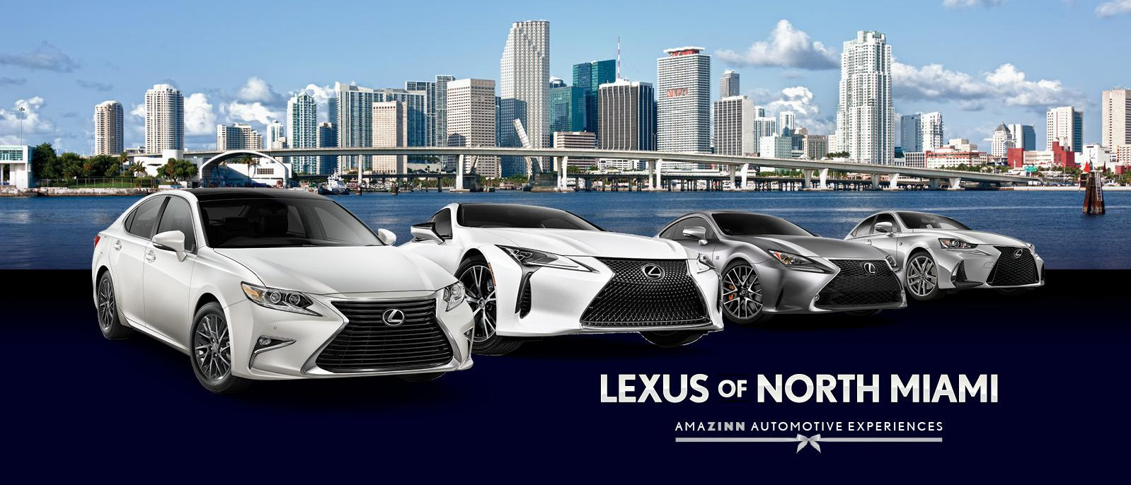 Lexus Lease Offers >> Lexus Lease Specials Lexus Of North Miami Near Ft