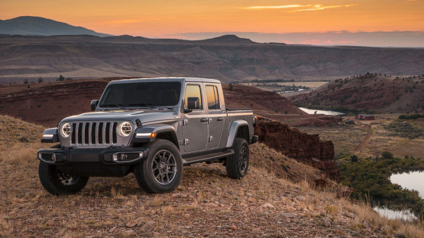 2020 Jeep Gladiator Financing near Oak Lawn, IL
