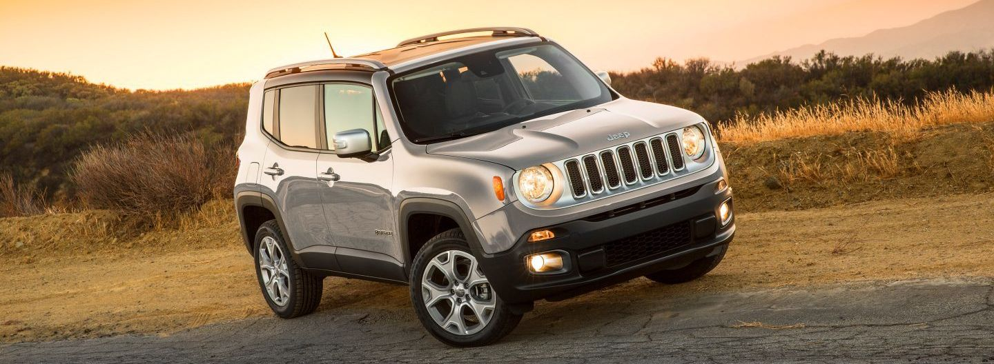 Test Drive a Jeep Today!