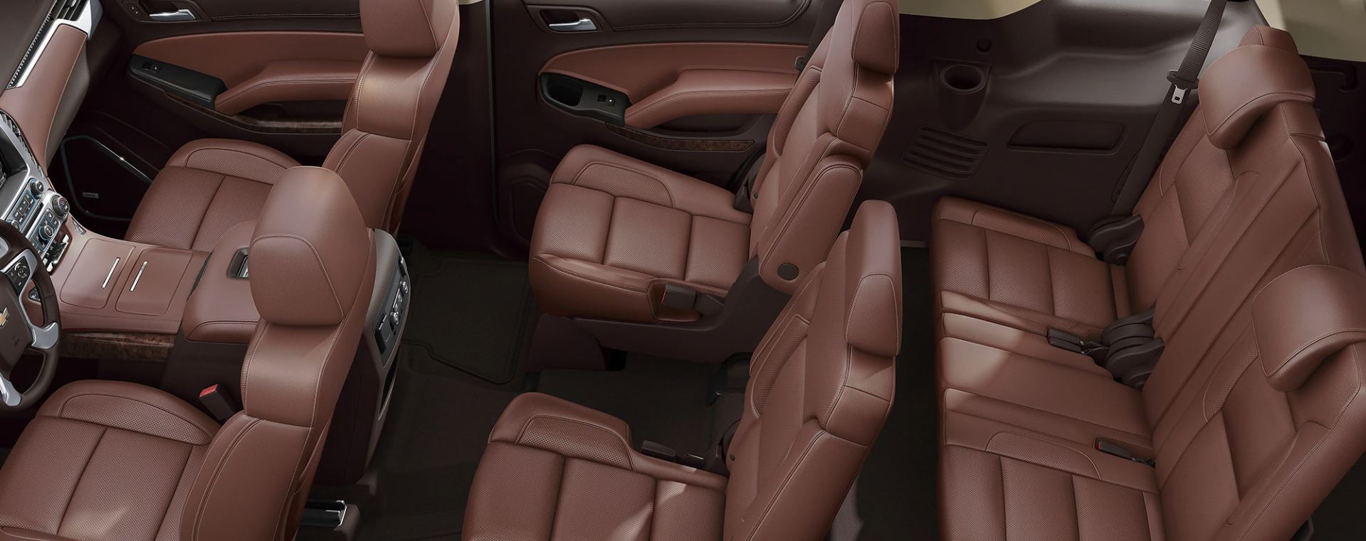 Luxurious Seating in the 2020 Tahoe