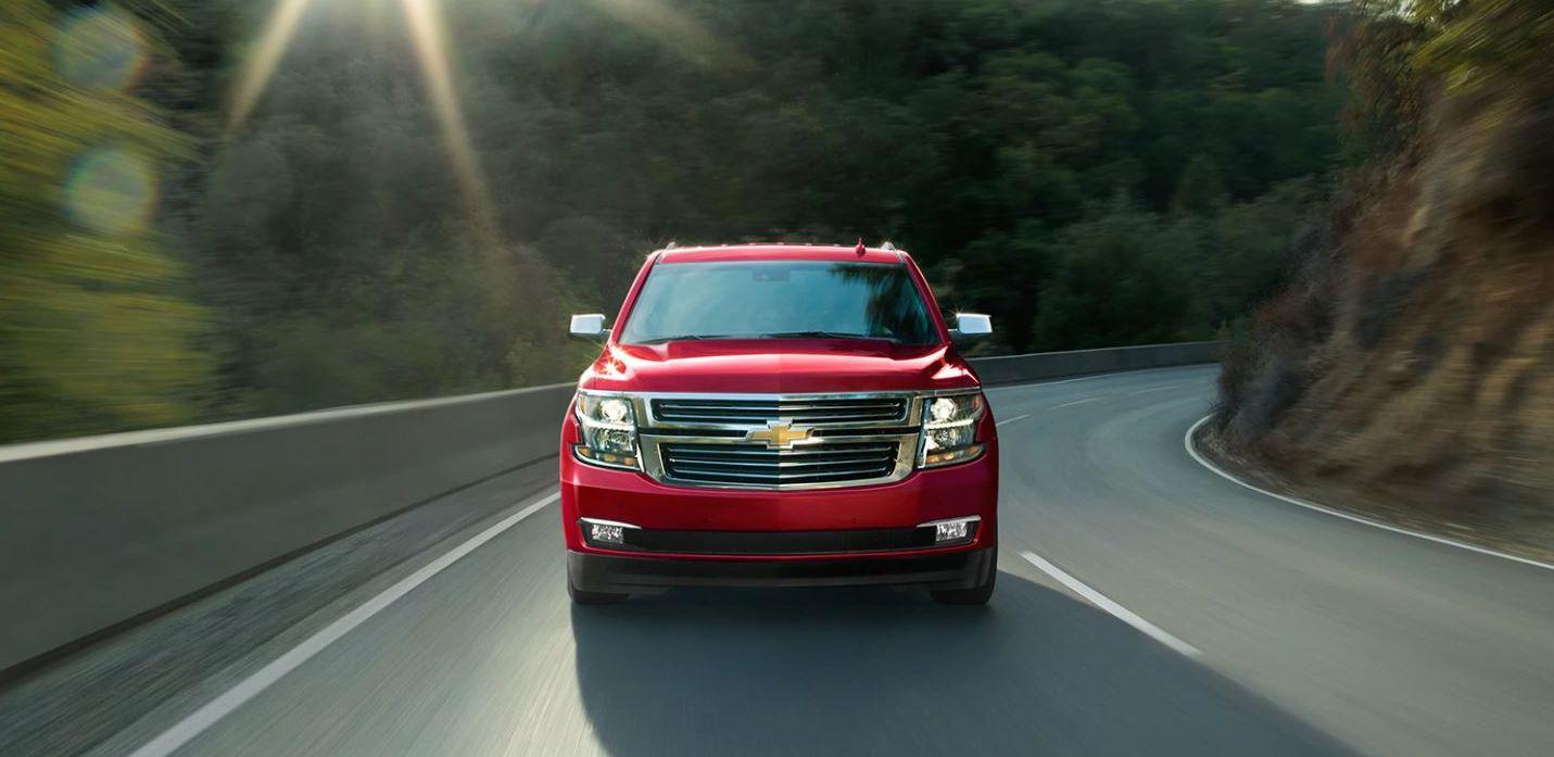 2020 Chevrolet Tahoe Leasing near Mobile, AL