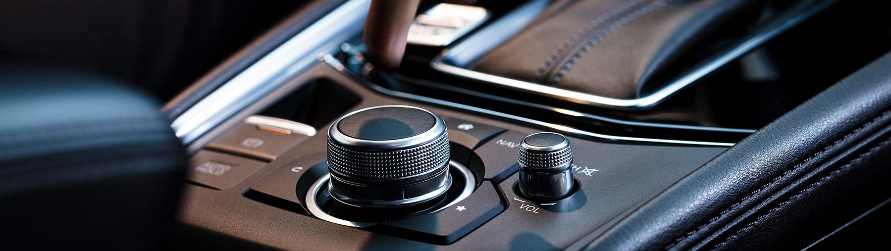 Controls at Your Fingertips in the 2019 Mazda CX-5