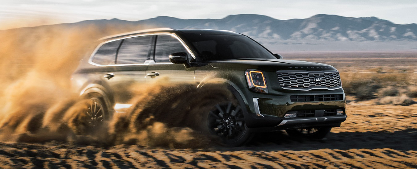 2020 Kia Telluride for Sale near Crossville, TN