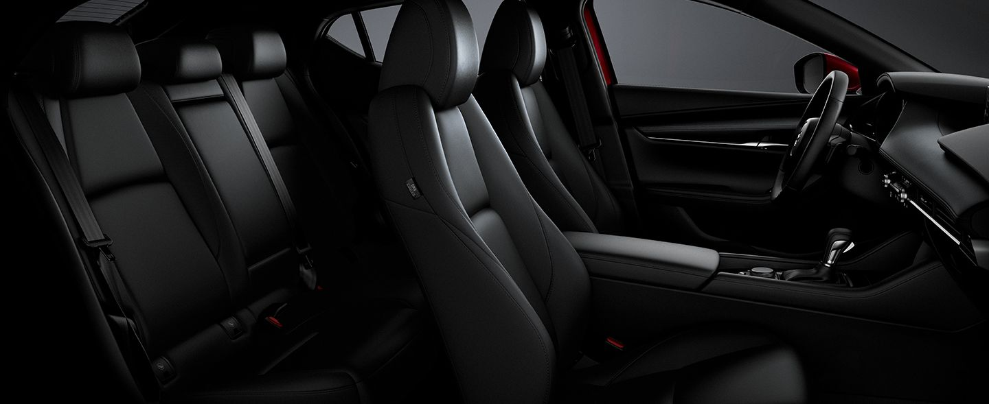 The Spacious Cabin of the 2019 Mazda3 Hatchback