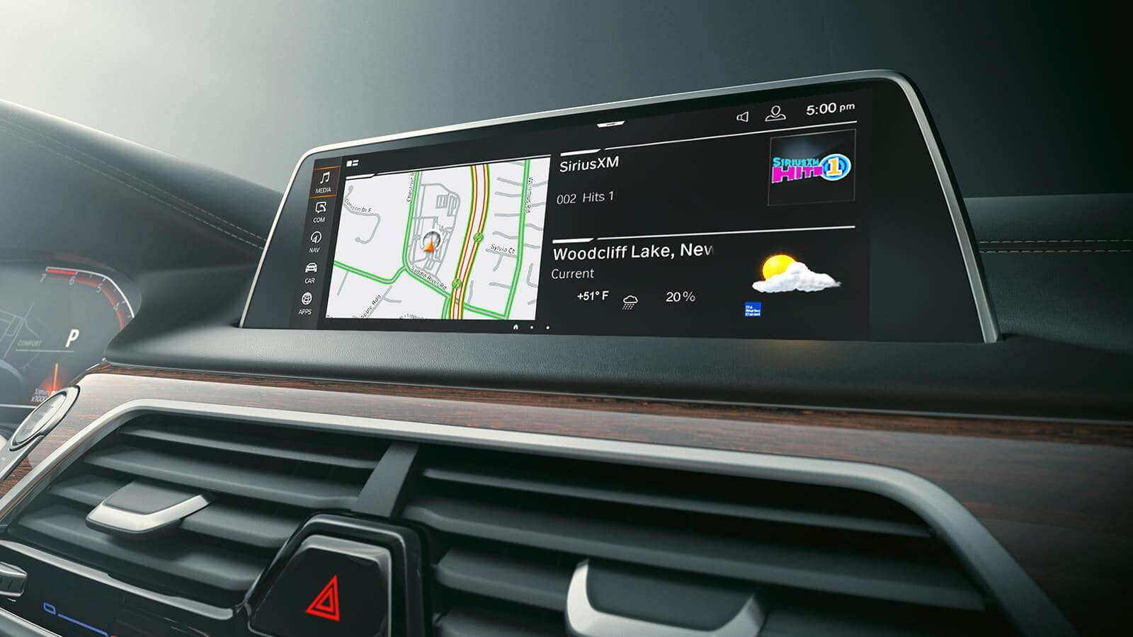 Tech Features in the 2020 BMW 7 Series