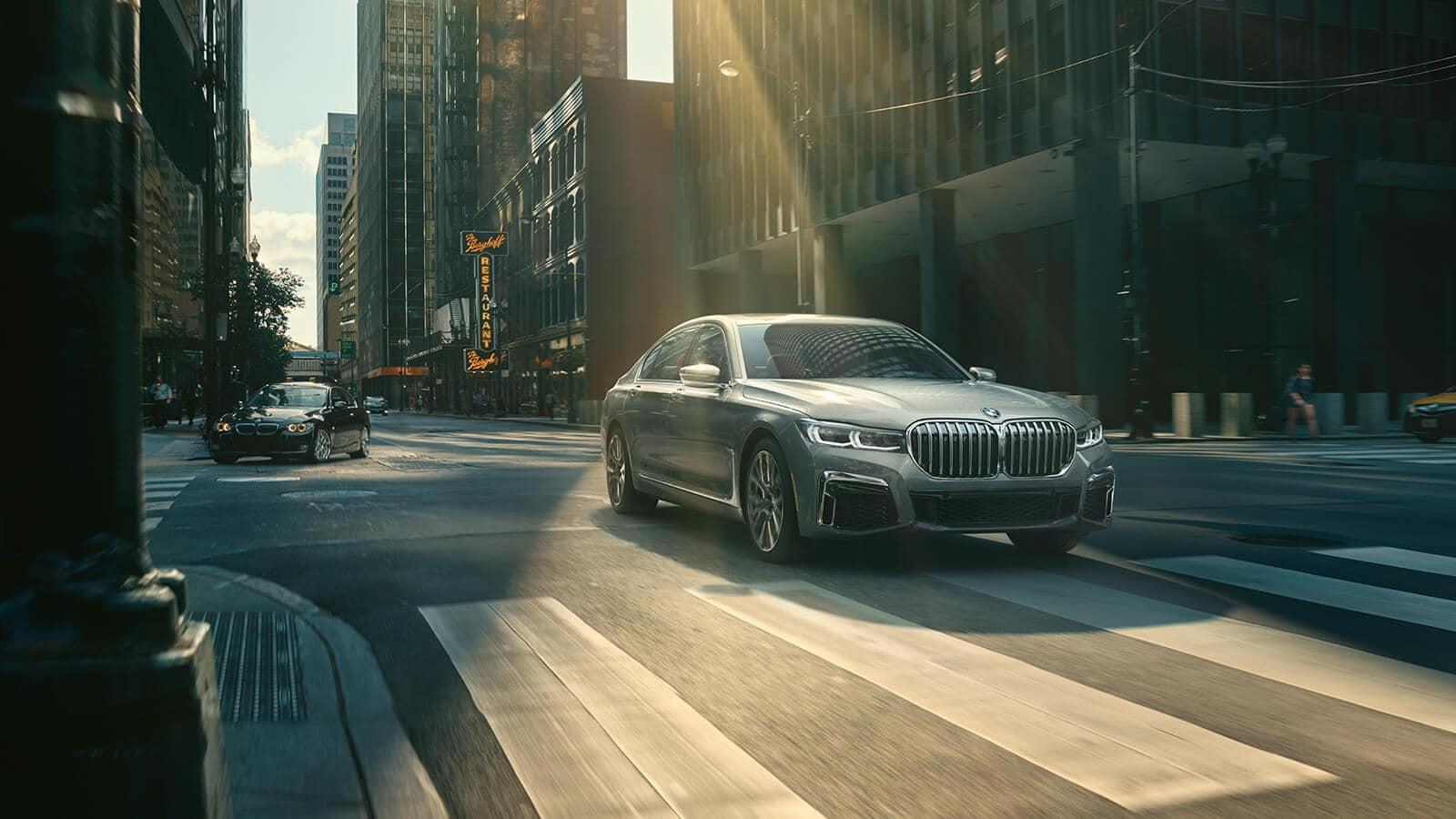 2020 BMW 7 Series vs 2019 Audi A8 in Shreveport, LA