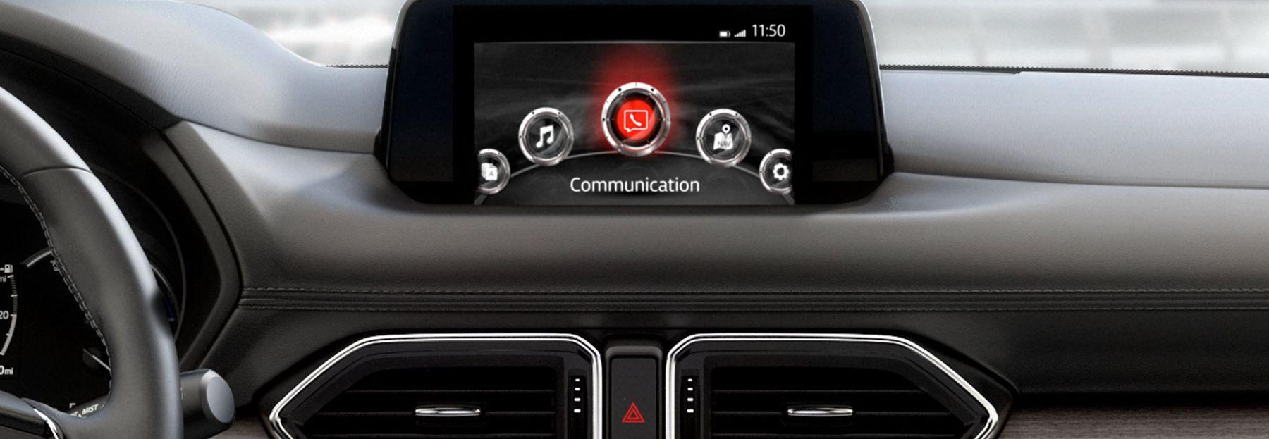 2019 Mazda CX-5 Screen