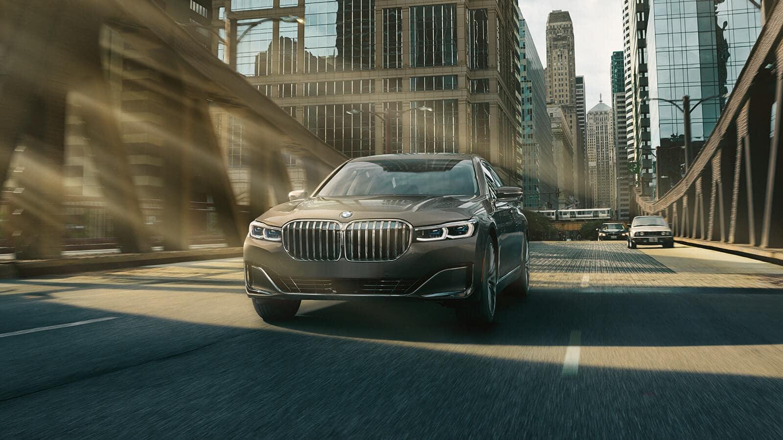 2020 BMW 7 Series vs 2019 Lexus LS in Shreveport, LA