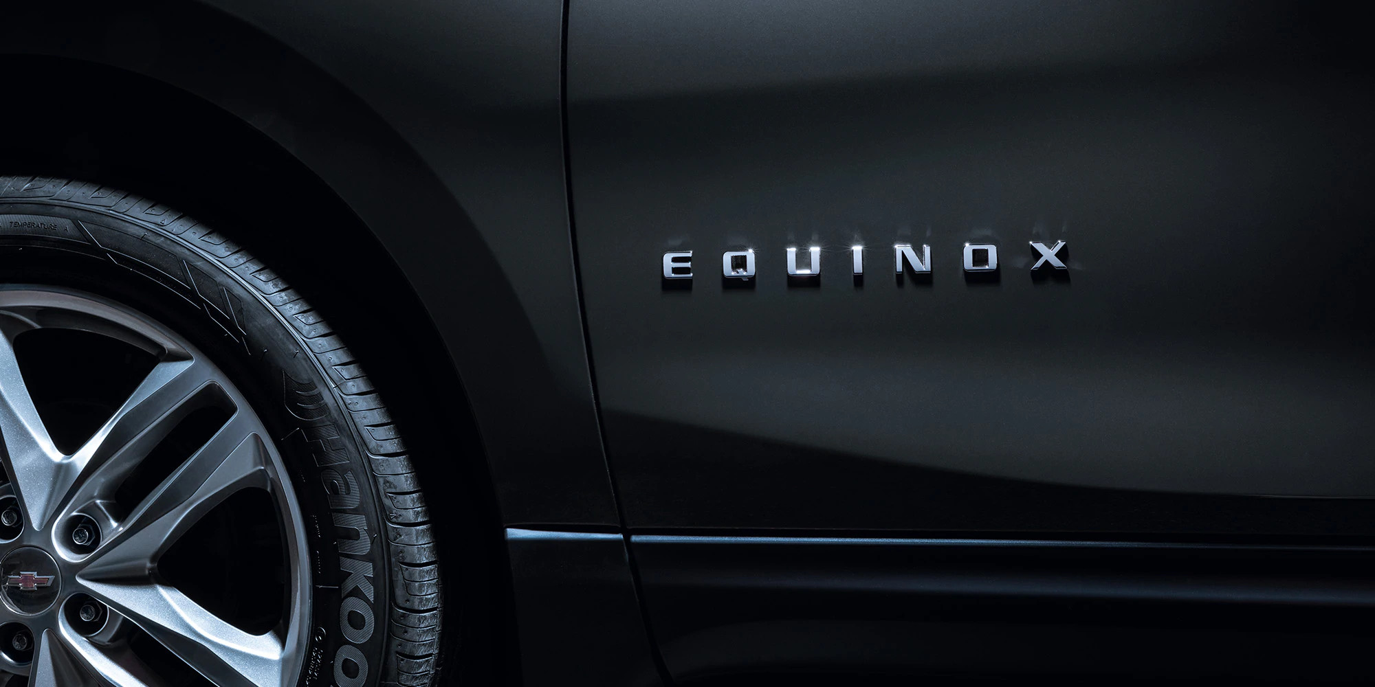 Make a Statement in the 2020 Equinox