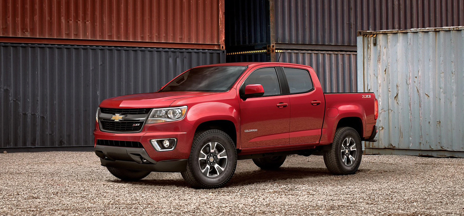 2020 Chevrolet Colorado Financing near Lapeer, MI