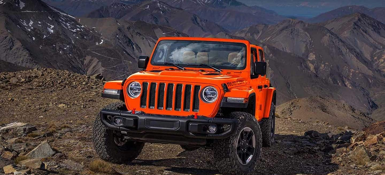 2019 Jeep Wrangler Unlimited Leasing near Little Ferry, NJ