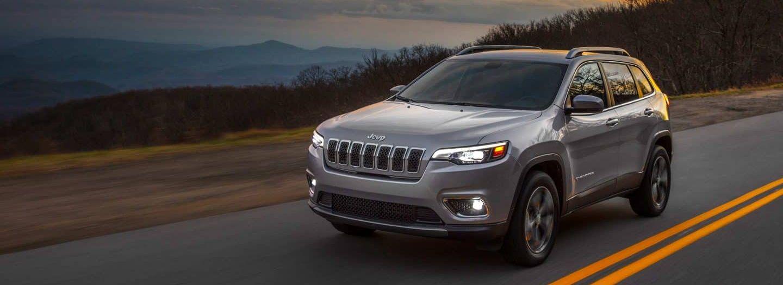 2019 Jeep Cherokee for Sale near Crossville, TN