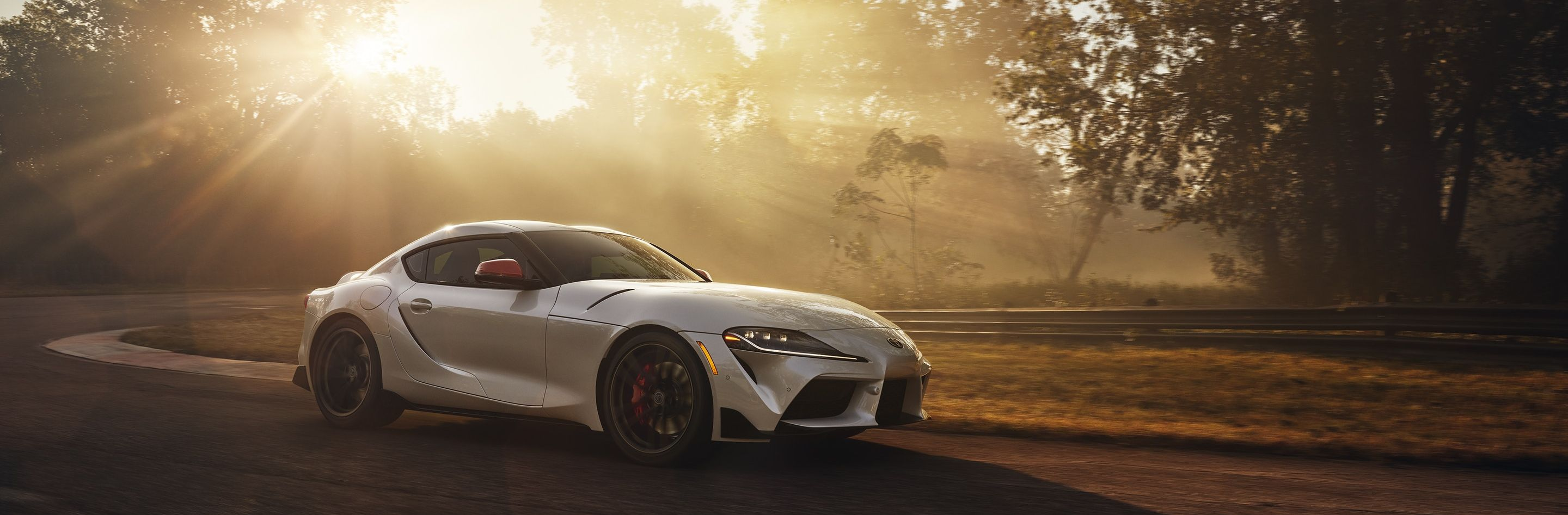 What is the Toyota Supra?