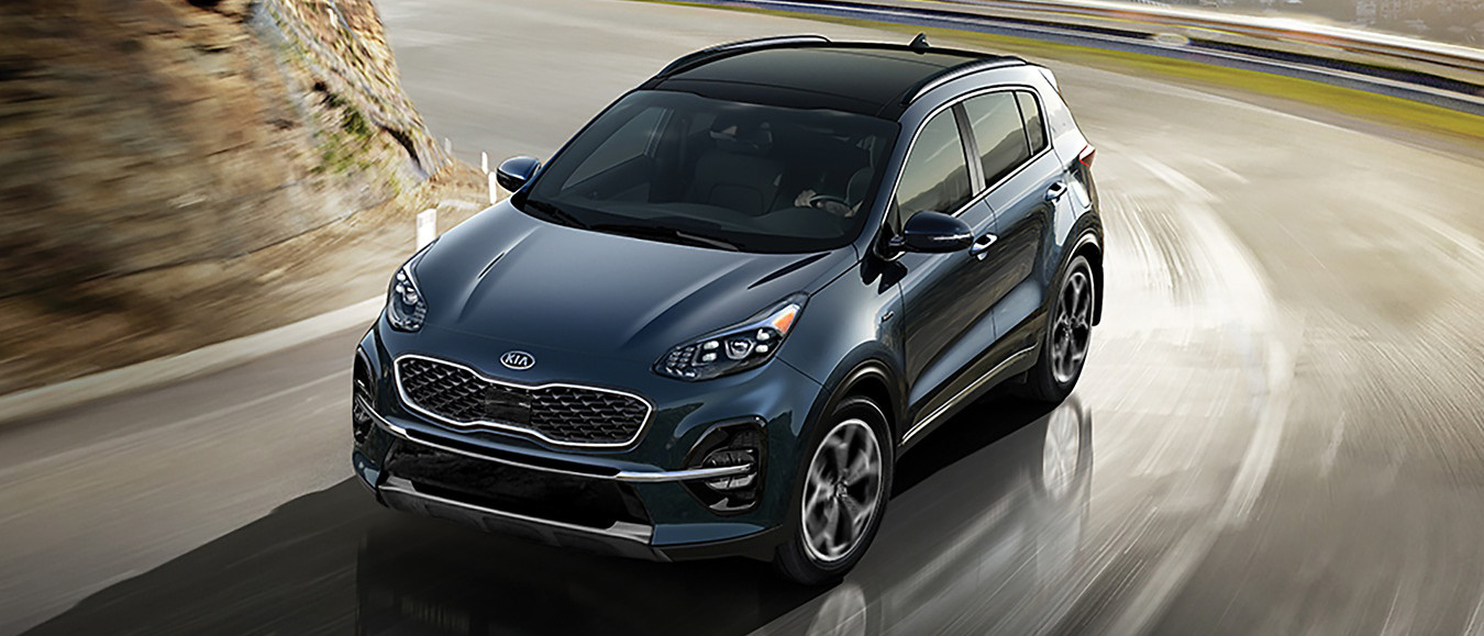 2020 Kia Sportage for Sale near North Port, FL