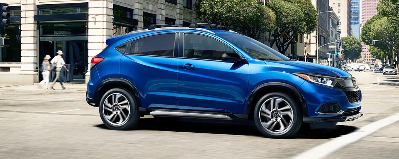 2019 Honda HR-V Leasing near Ann Arbor, MI