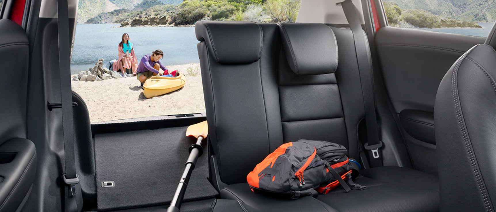 Cargo Space in the HR-V