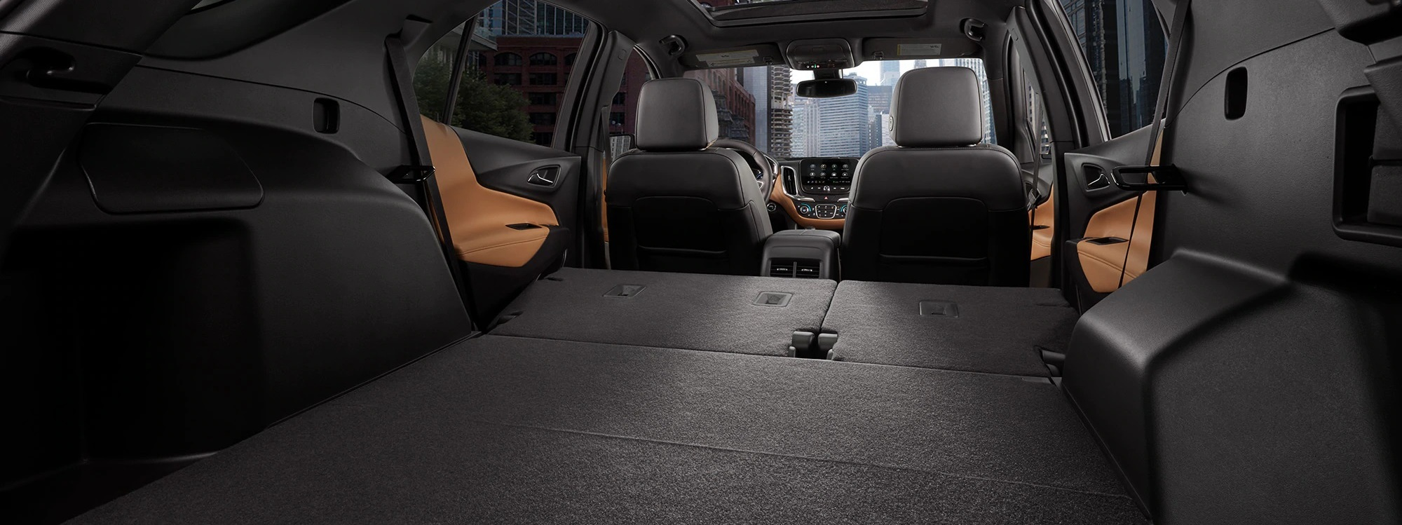 2020 Chevrolet Equinox Cargo Area