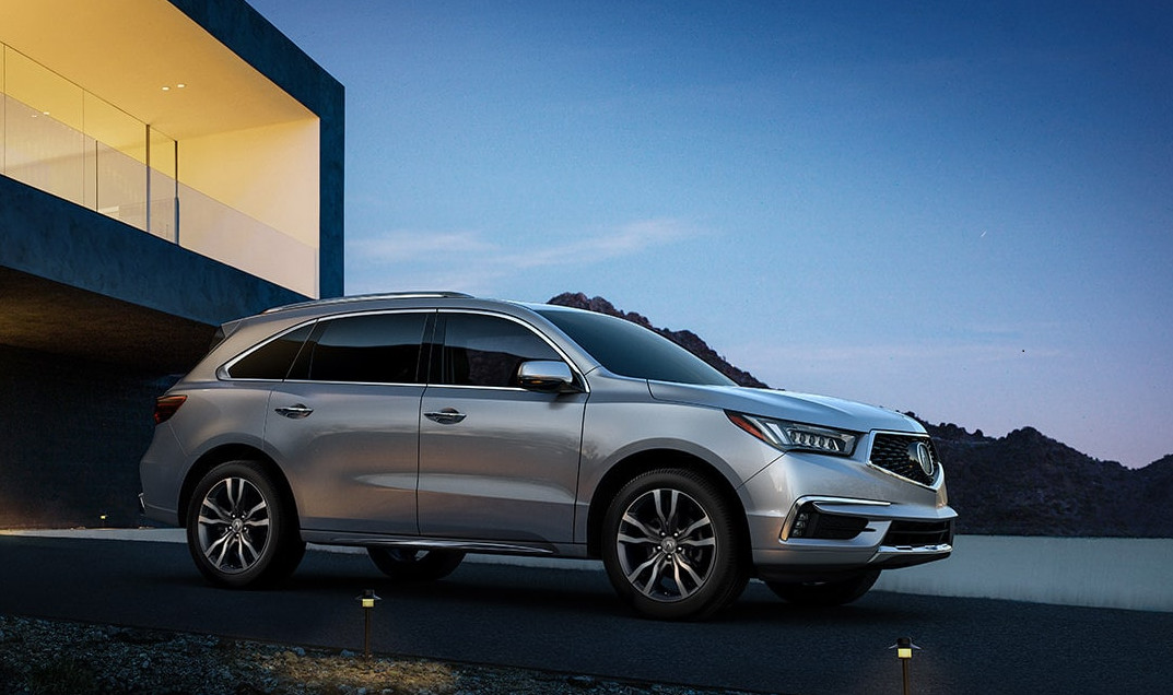 Acura Orland Park >> New 2020 Acura Mdx Sh Awd With Technology Package