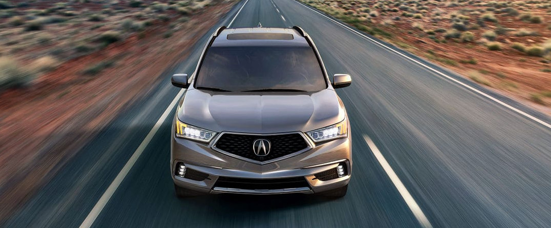 2020 Acura MDX Leasing near Chicago, IL