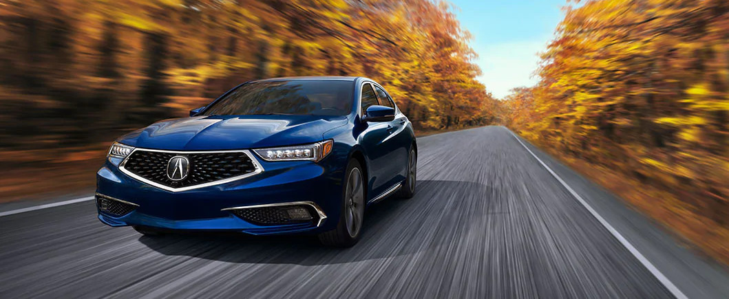 2020 Acura TLX Financing near Chicago, IL
