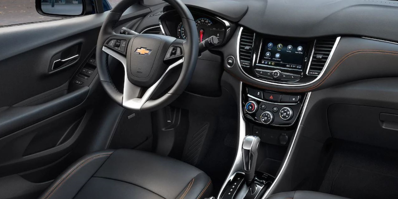 2020 Chevrolet Trax Center Stack