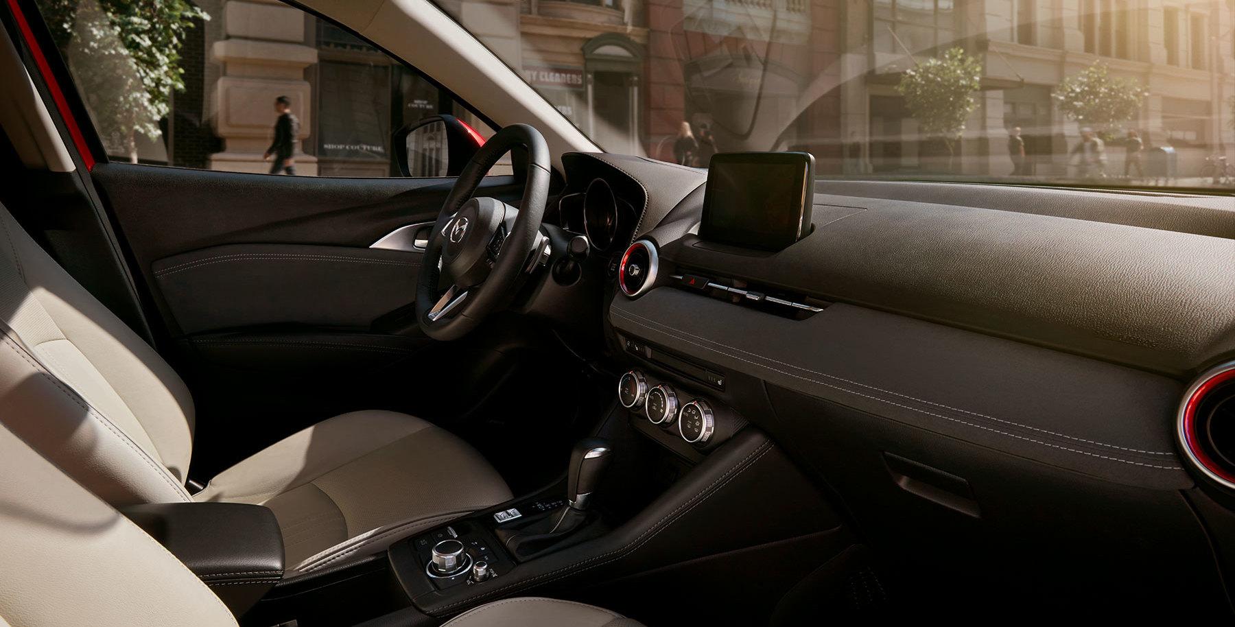 2019 Mazda CX-3 Front Interior