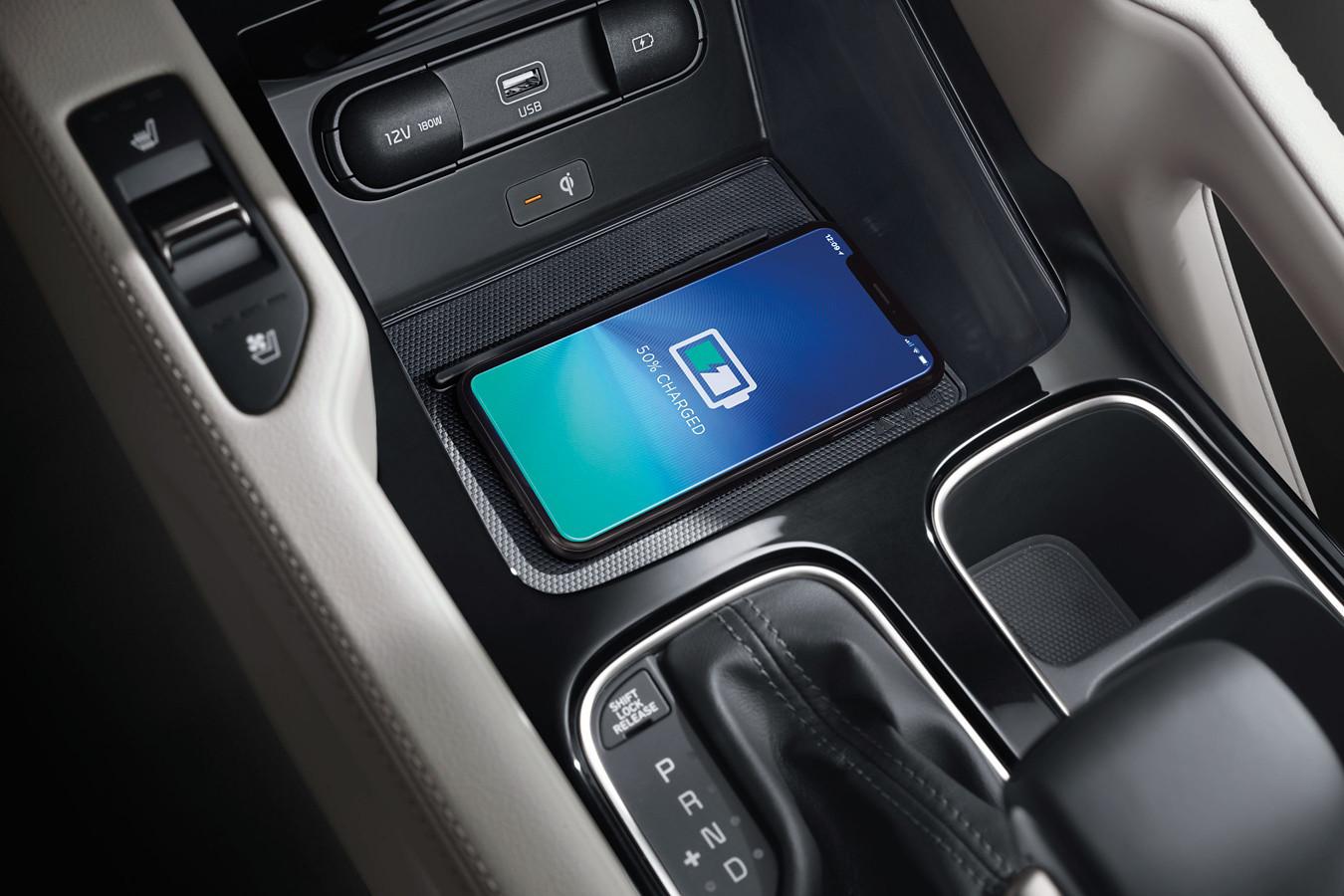 2020 Kia Telluride Wireless Charger