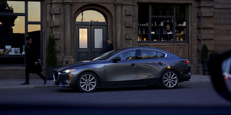 2019 Mazda3 Sedan vs 2020 Hyundai Elantra near Sacramento, CA
