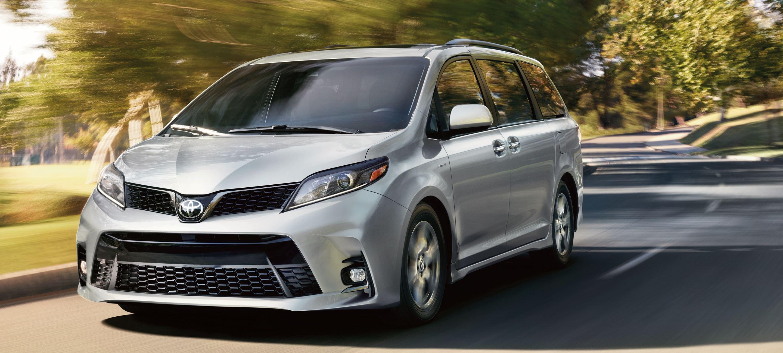 2020 Toyota Sienna for Sale near Milpitas, CA