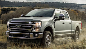 2020 Ford Super Duty in Fredericton