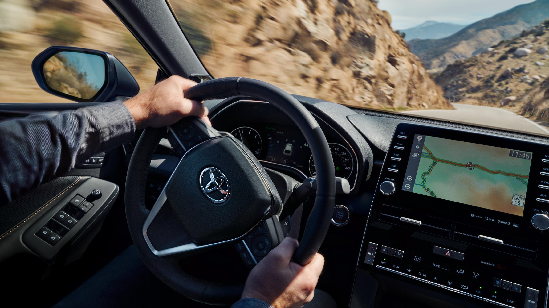 2020 Toyota Avalon Steering Wheel