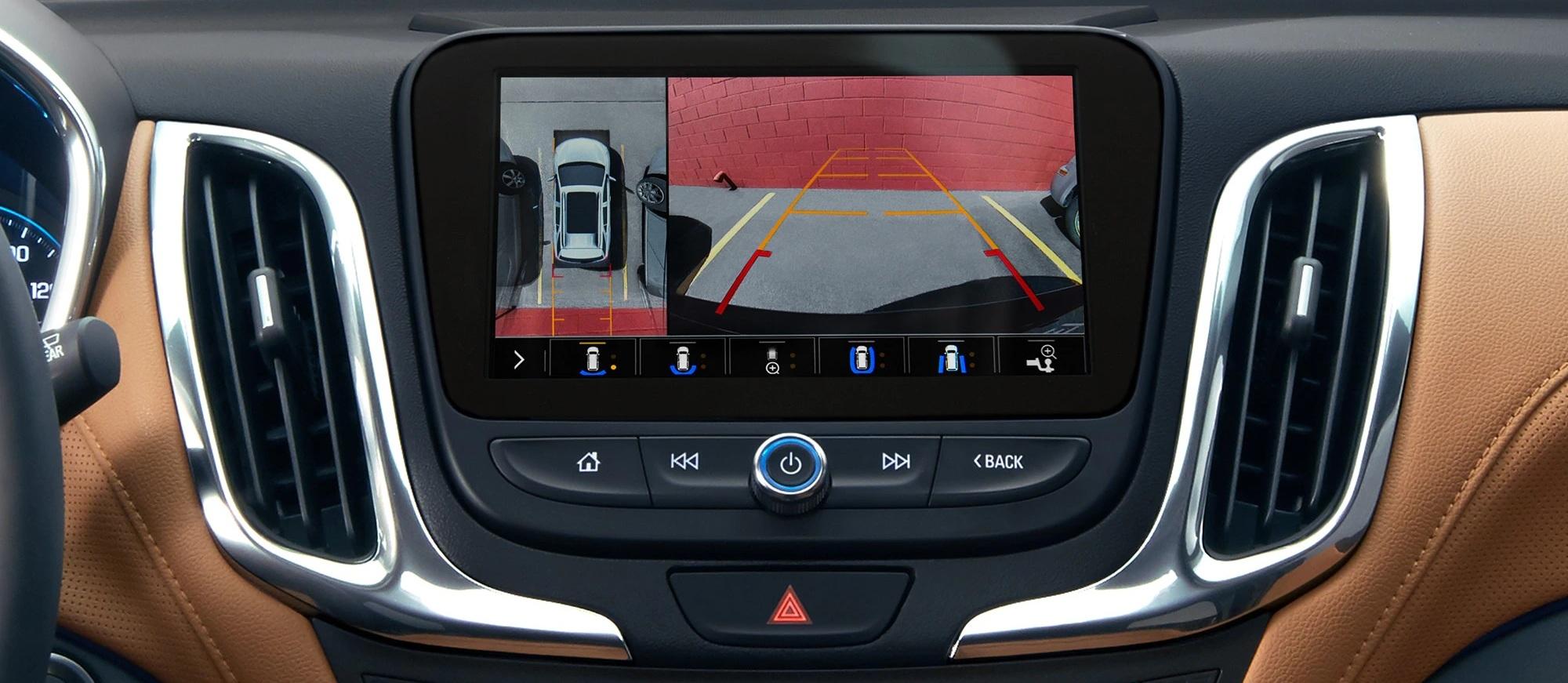 2020 Chevrolet Equinox Rearview Camera