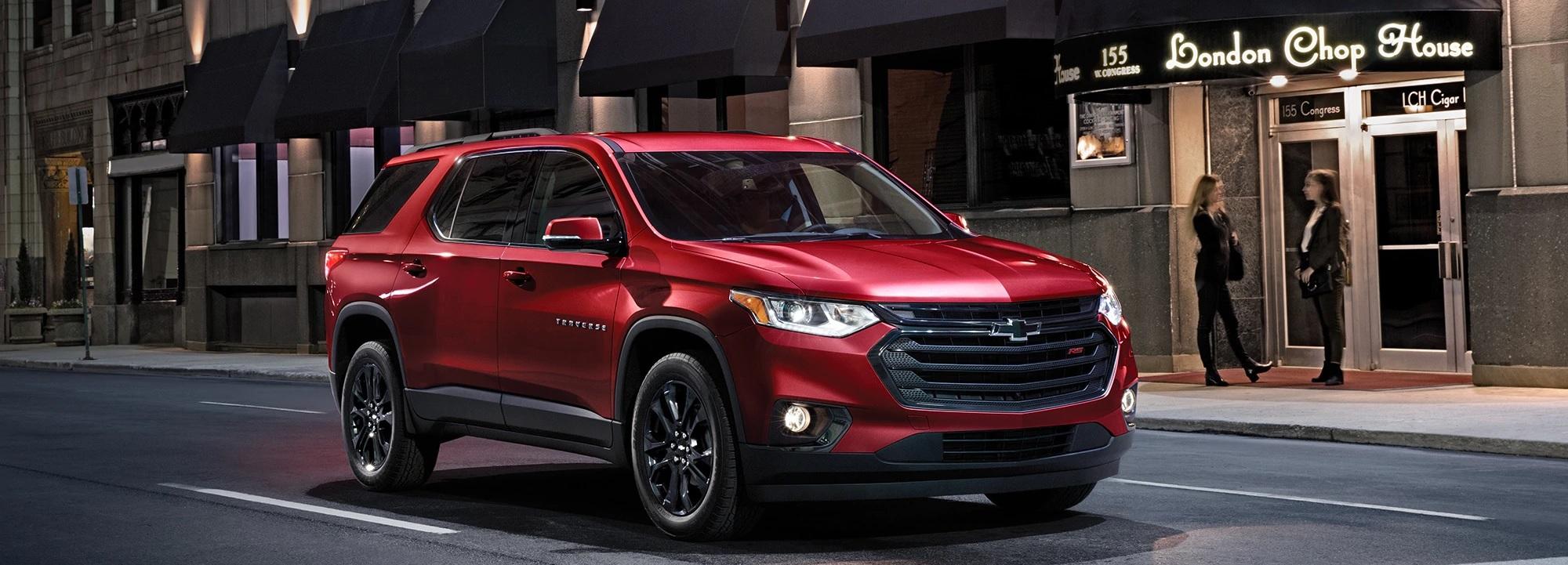 2020 Chevrolet Traverse for Sale near Lansing, MI