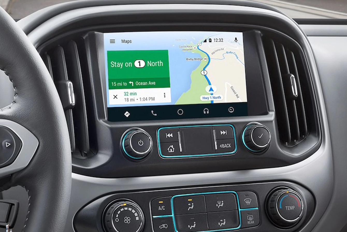2020 Colorado Touchscreen