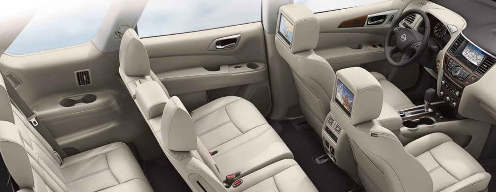 2018 Nissan Pathfinder Interior