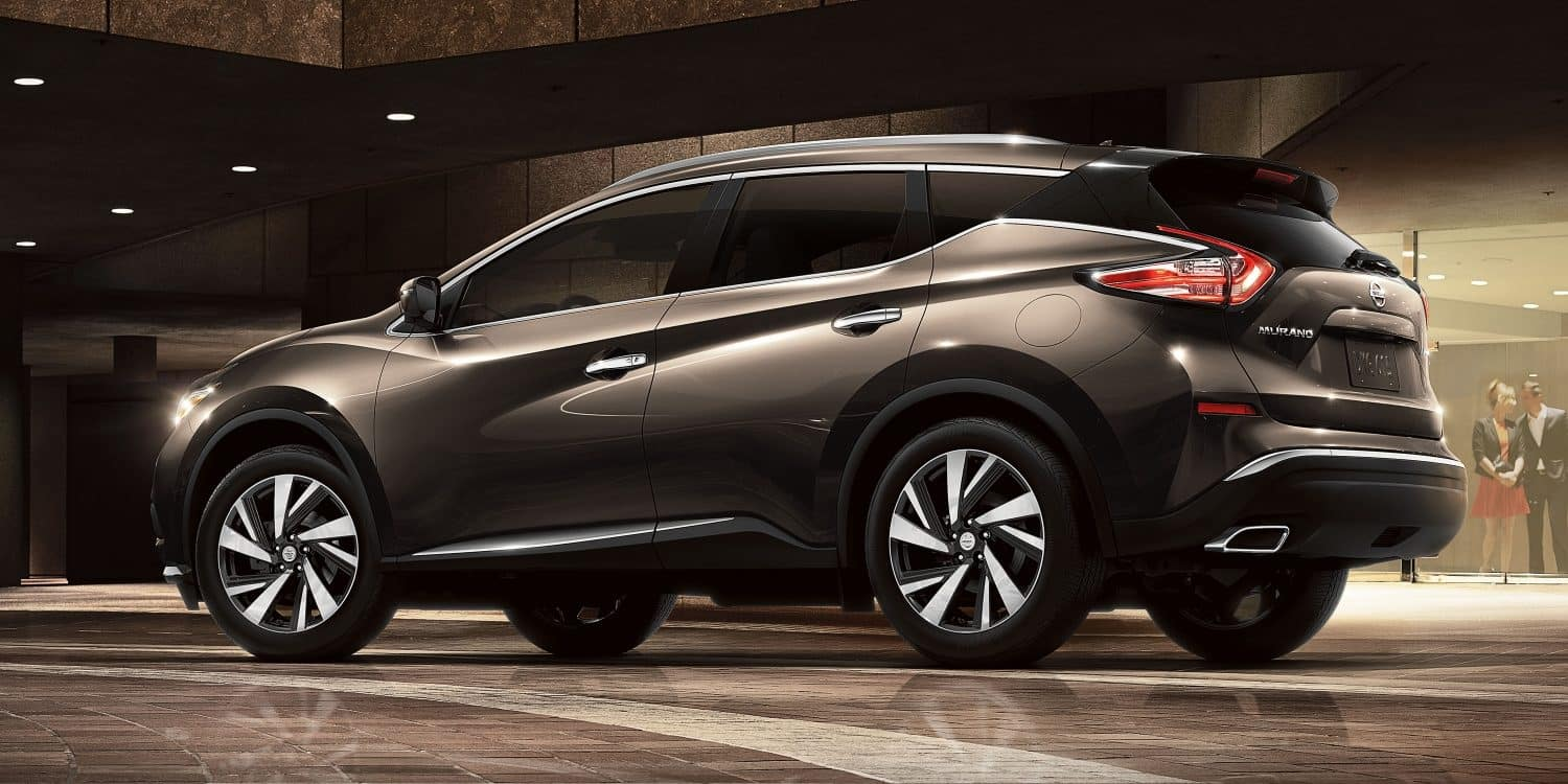 The Nissan Murano Exterior