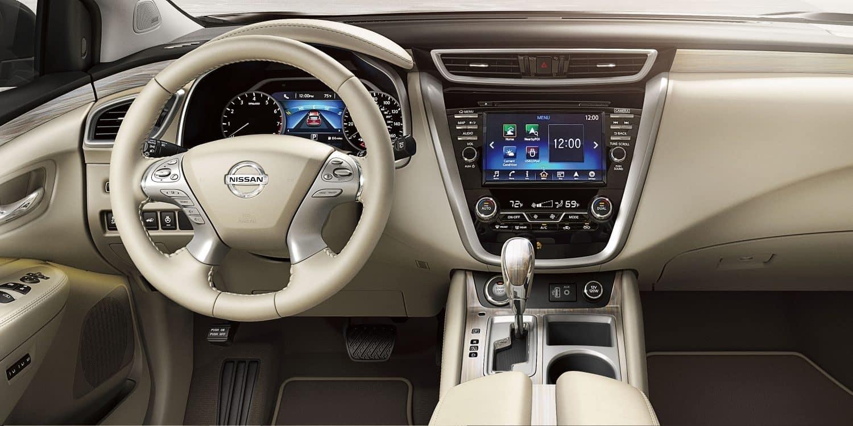 2018 Nissan Murano Interior