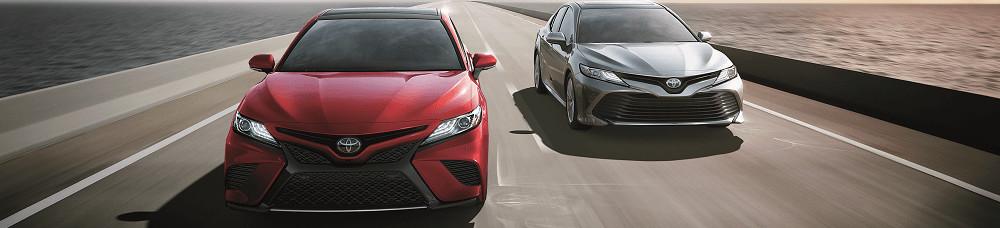 Toyota Camry Trim Levels >> Toyota Camry Trim Levels Huntsville Al Bill Penney Toyota