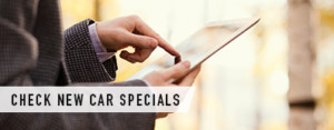 Check New Car Specials