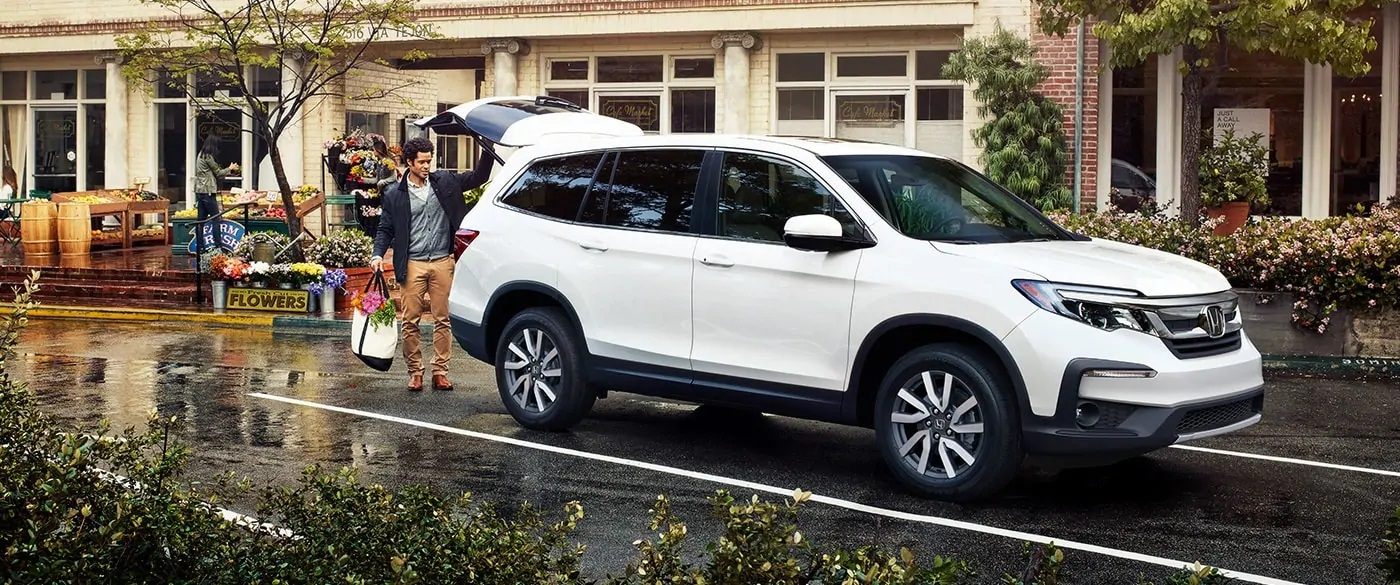 2020 Honda Pilot Leasing near New Hudson, MI