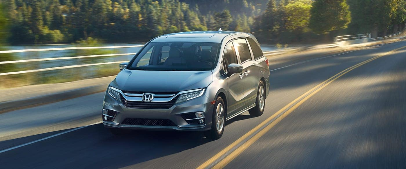 2020 Honda Odyssey Financing near New Hudson, MI