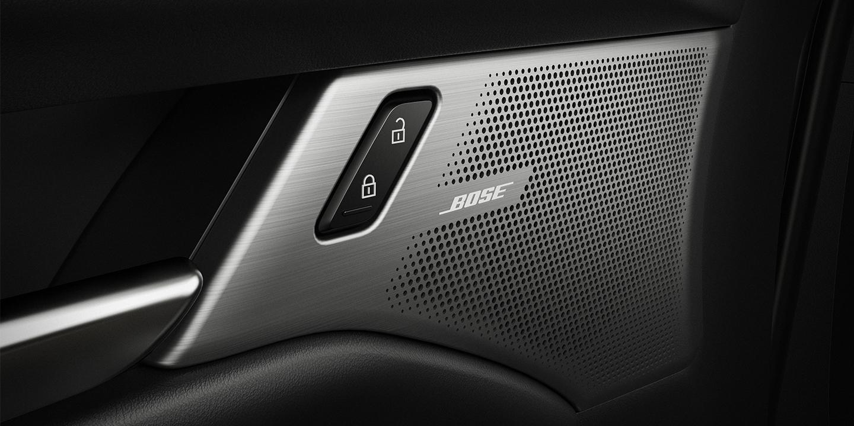 Speakers in the 2019 Mazda3 Hatchback