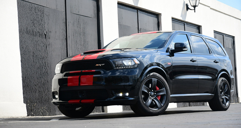 New Vehicles 2019 Dodge Durango Review Dallas