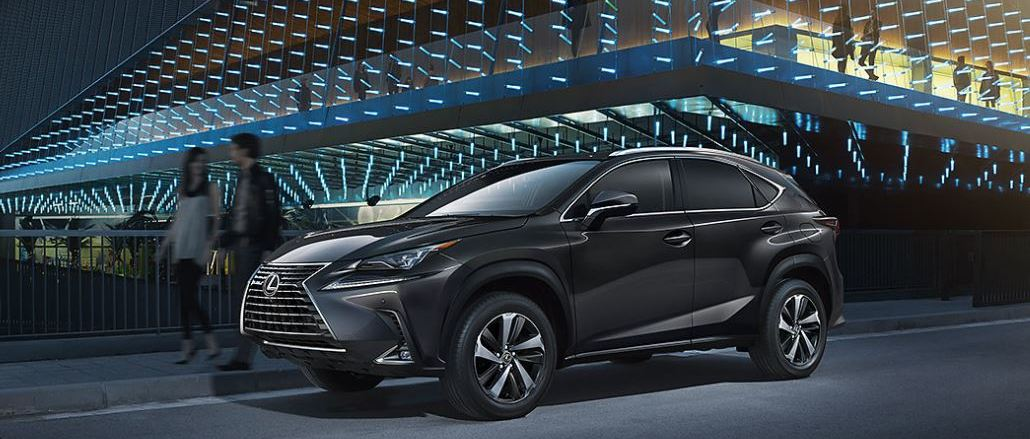 2020 Lexus NX 300 Financing near Chicago, IL