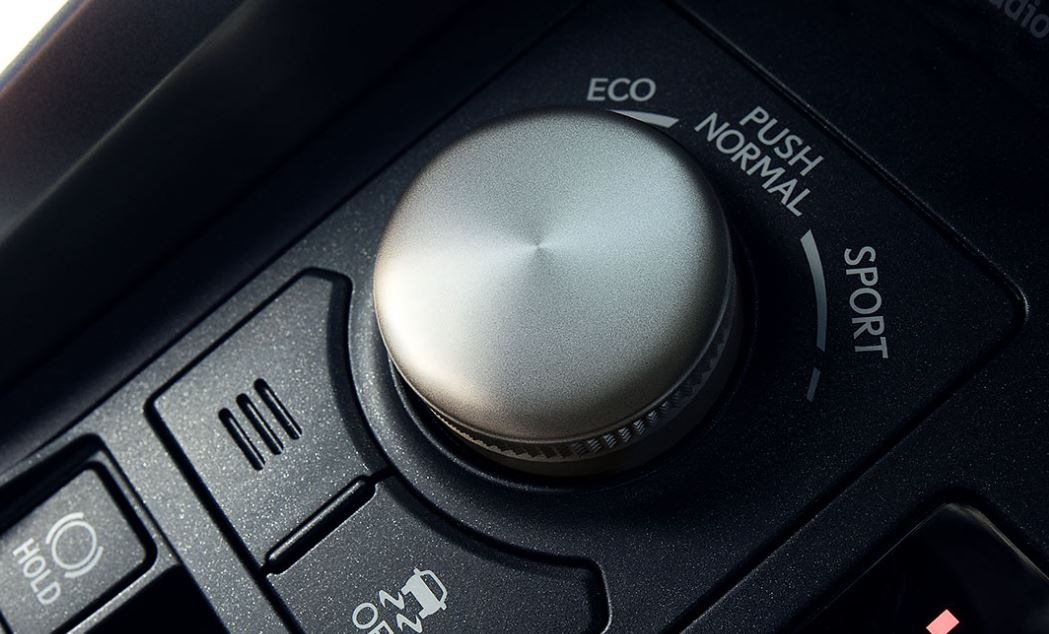 Driving Modes in the 2020 NX 300