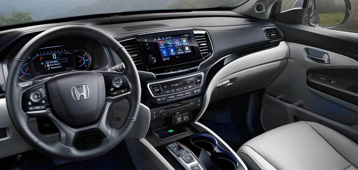2020 Honda Pilot Dashboard