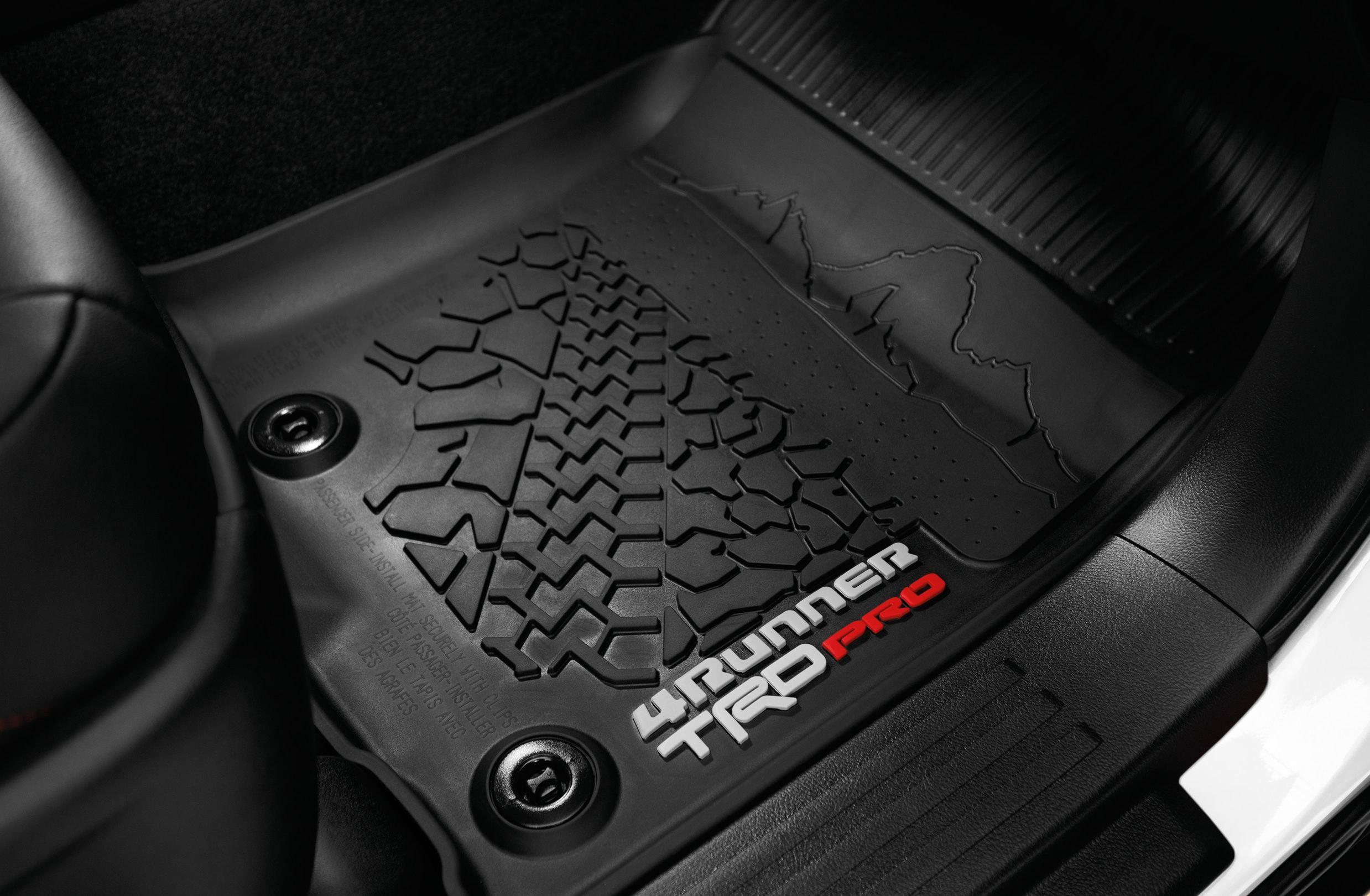 2020 Toyota 4Runner Floor Mats