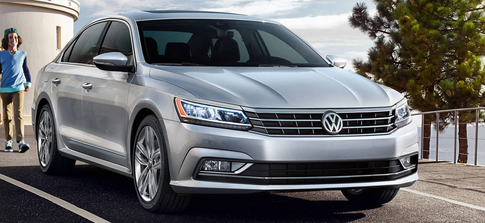 Used Volkswagen Passat for Sale near Laurel, MD