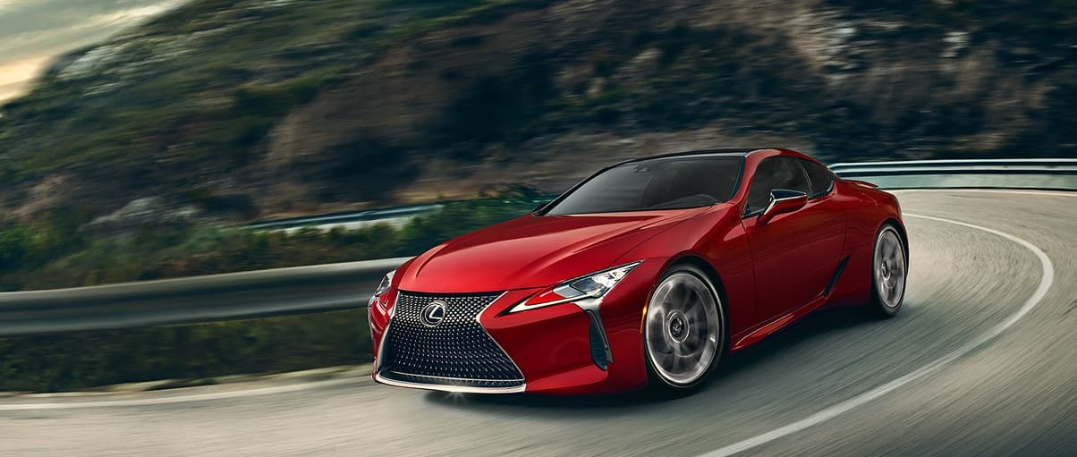 2020 Lexus LC 500 Leasing near Annapolis, MD