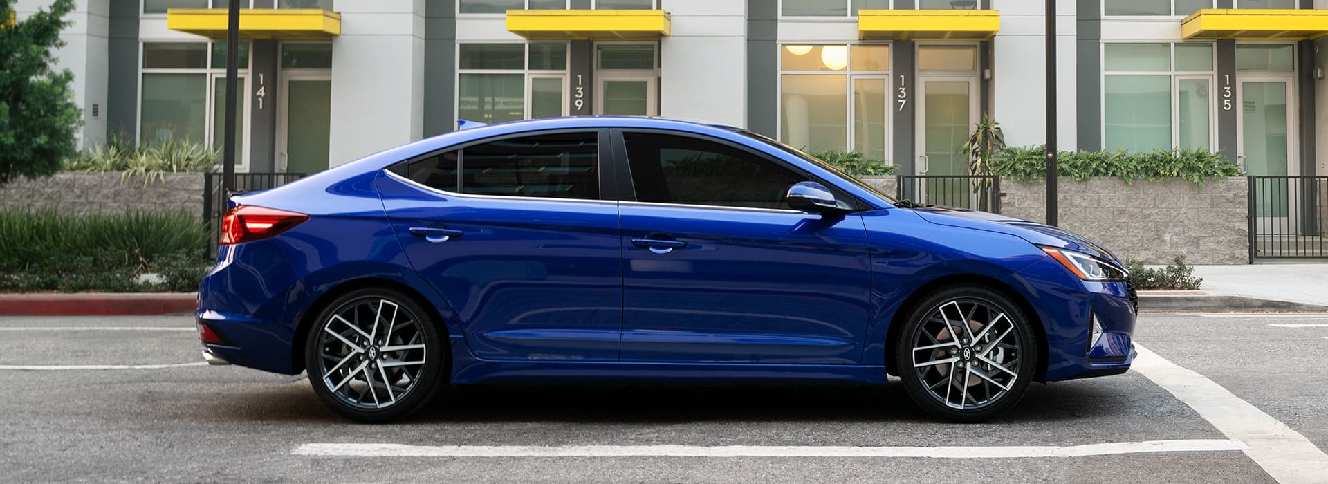 2020 Hyundai Elantra Leasing near Alexandria, VA